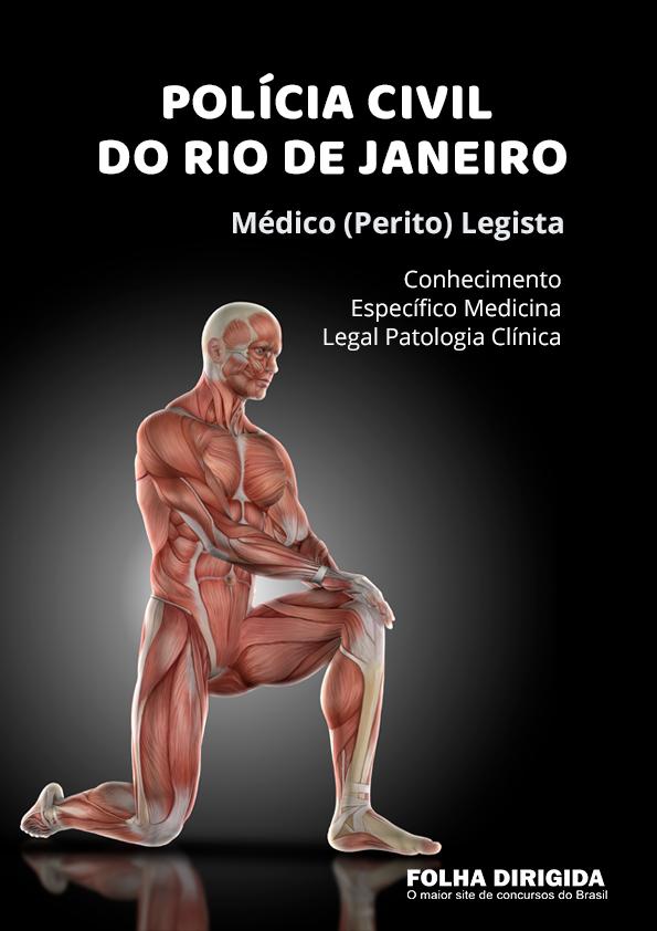 Caderno de Testes: Conhecimento Específico Medicina Legal Patologia Clínica